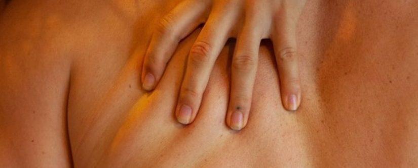 Masaje erótico y disfunción eréctil