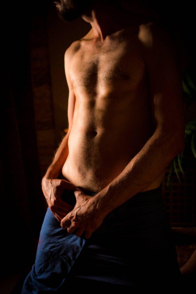 Beneficios del masaje prostático.